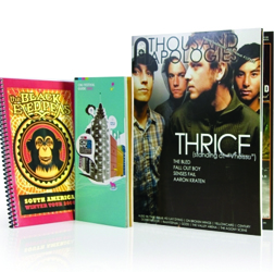 Magazines, Booklets